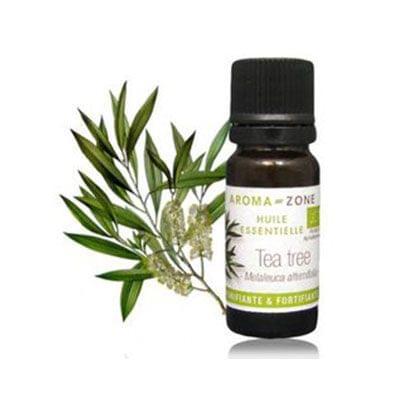 avis huile essentielle tea tree aroma zone soin du visage. Black Bedroom Furniture Sets. Home Design Ideas