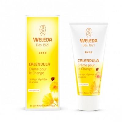 Crème pour le Change au Calendula, Weleda - Infos et avis