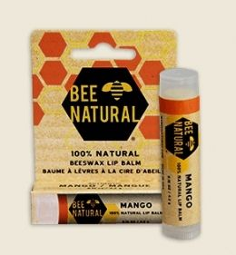 Beeswax Baume à Lèvres, Bee Natural : Team Vanity aime !