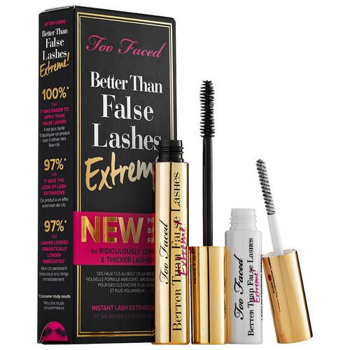 Better Than False Lashes Extreme, Too Faced : Team Vanity aime !