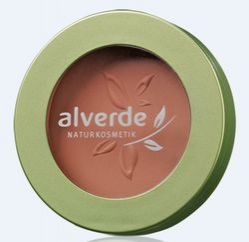 Blush, Alverde : Team Vanity aime !