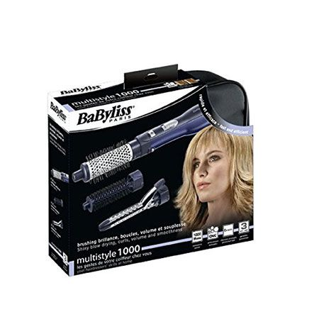 Brosse Soufflante AS 100, Babyliss : Team Vanity aime !