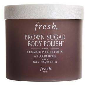 Brown Sugar Body Polish - Gommage pour le corps au sucre roux, Fresh - Infos et avis