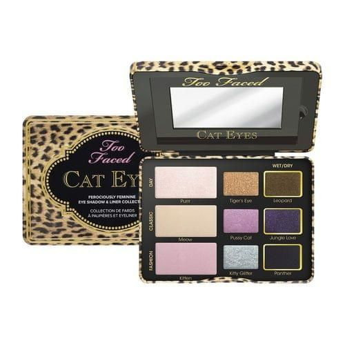 Cat Eyes Palette de Fards à paupières, Too Faced - Infos et avis