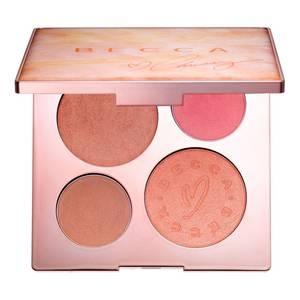 BECCA x Chrissy Teigen Glow Face Palette - Palette pour le Visage Eclat Lumineux, Becca - Infos et avis