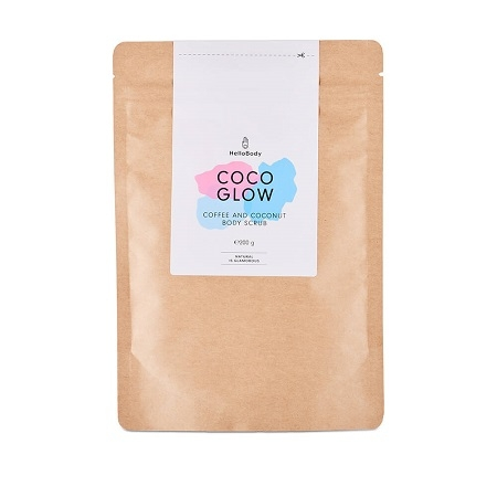 Coco Glow Body Scrub, HelloBody - Infos et avis