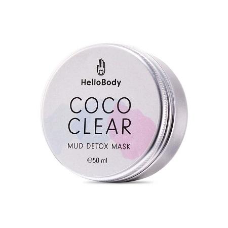 Coco Clear Detox Mask, HelloBody - Infos et avis