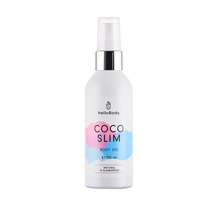 Coco Slim Body Oil, HelloBody : Team Vanity aime !