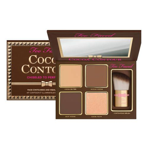 Cocoa Contour Chiseled to Perfection, Too Faced : Team Vanity aime !
