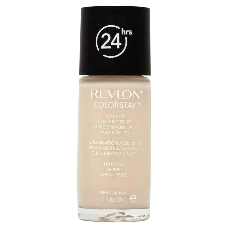 Colorstay 24H Combination Oily Skin, Revlon : Team Vanity aime !