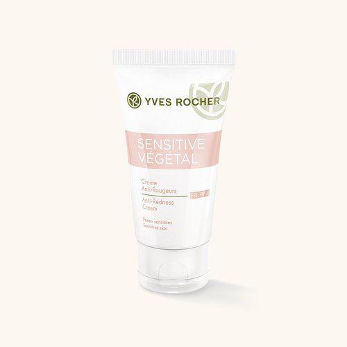 Crème Anti-rougeurs SPF20 - Sensitive Végétal, Yves Rocher - Infos et avis
