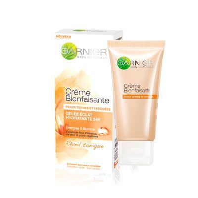 Crème Bienfaisante Gelée Eclat Hydratante 24h, Garnier - Infos et avis
