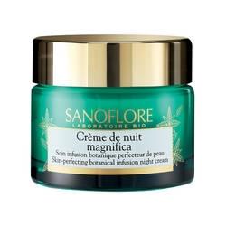 Crème de nuit magnifica - Soin infusion botanique, Sanoflore - Infos et avis