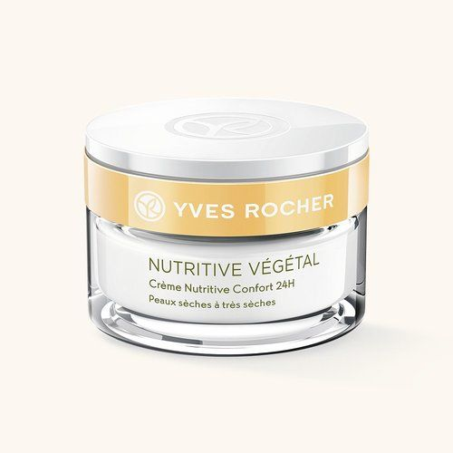 Crème Nutritive Confort 24H, Yves Rocher : Team Vanity aime !