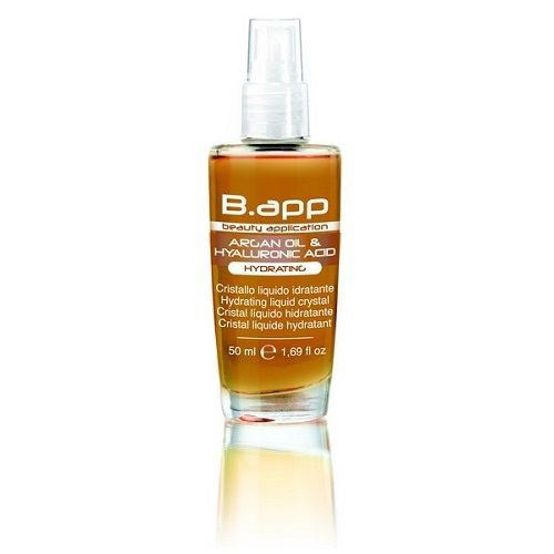 Cristal Liquide Hydratant Huile d'Argan et Acide Hyaluronique, B.app Beauty Application : Team Vanity aime !