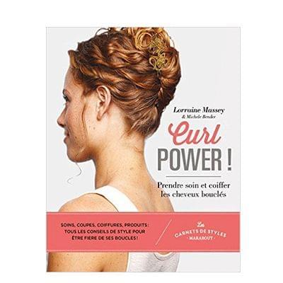 Curl Power de Lorraine Massey et Michele Bender, Marabout - Infos et avis