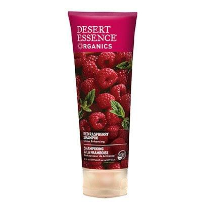 Red Raspberry Shampoo, Desert Essence : Team Vanity aime !