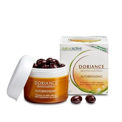 Autobronzant Dermo Nutrition, Doriance - Infos et avis