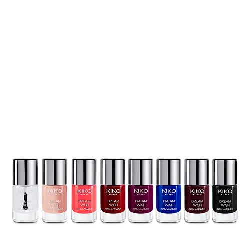 DREAM WISH NAIL LACQUER SET, Kiko : Team Vanity aime !
