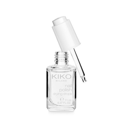 Nail Polish Drying Drops, Kiko : Team Vanity aime !