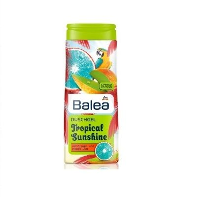 Duschgel - Tropical Sunshine de Balea, Balea - Infos et avis