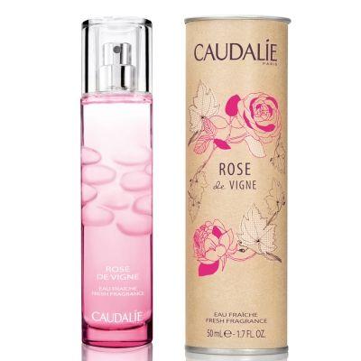 Eau fraîche Rose de vigne, Caudalie - Infos et avis