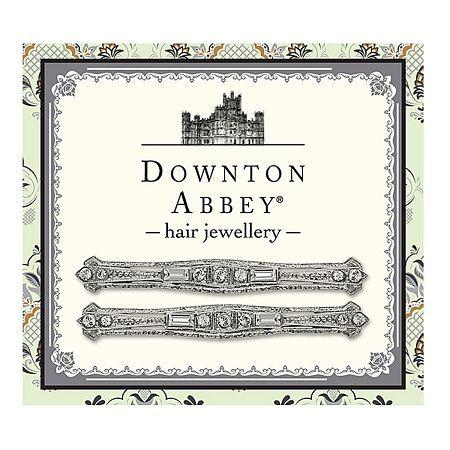 Épingles à Cheveux Argent et Cristal, Downton Abbey - Infos et avis