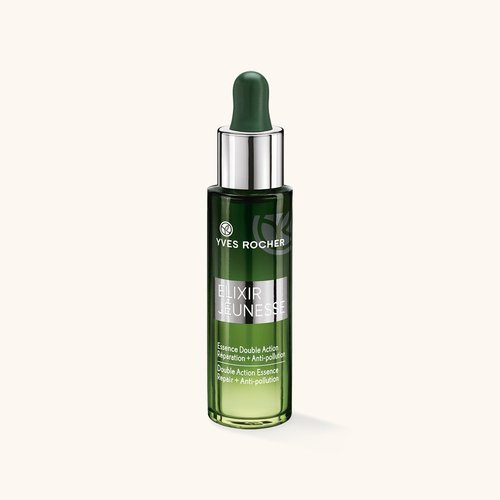 Essence Double Action - Réparation   Anti-pollution, Yves Rocher : Team Vanity aime !