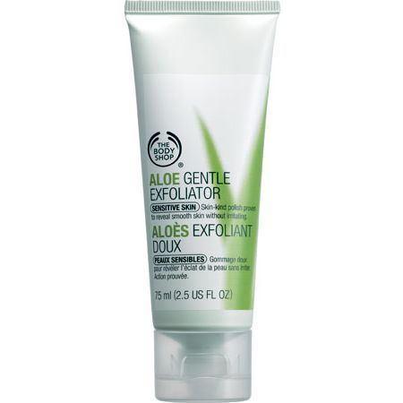 Exfoliant doux Aloès, The Body Shop : Team Vanity aime !