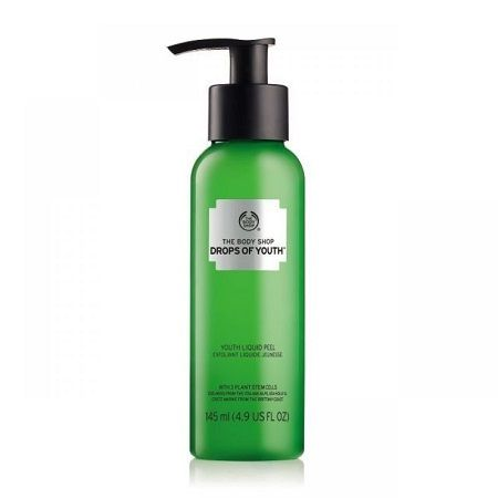Exfoliant Liquide Jeunesse Drops of Youth, The Body Shop : Team Vanity aime !