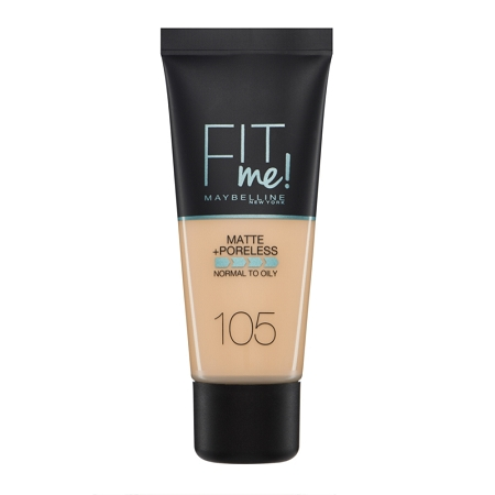 Fit Me Fond de Teint Matifiant, Maybelline New York - Infos et avis