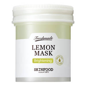 Freshmade Lemon Mask - Masque, Skinfood : Team Vanity aime !