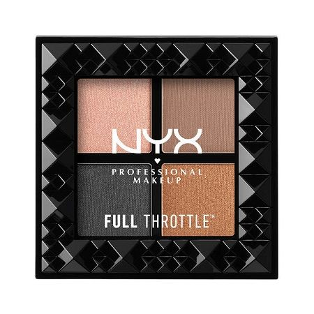 Full Throttle Shadow Palette, NYX - Infos et avis
