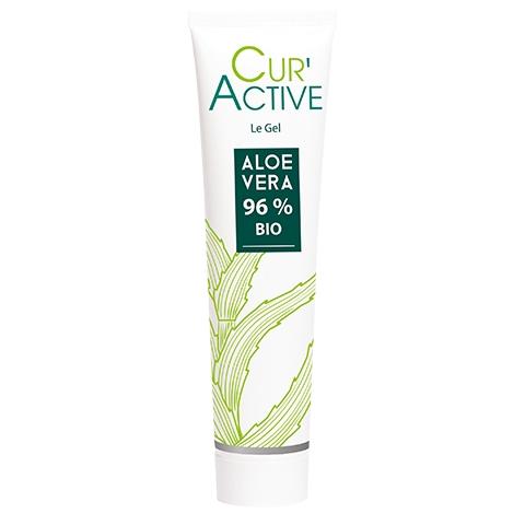 Gel Curactive à 96% d'aloe vera bio, Colorade by Akeo - Infos et avis