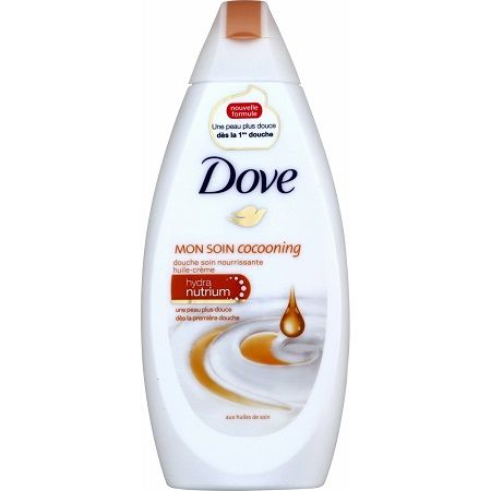 Gel Douche Mon Soin Cocooning, Dove : Team Vanity aime !