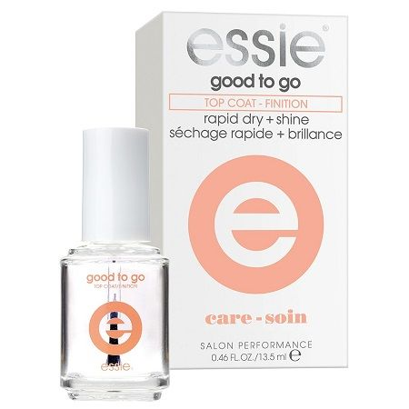 Good to Go, Essie : Team Vanity aime !