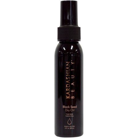 Black Seed Dry Oil, Kardashian Beauty Hair : Team Vanity aime !