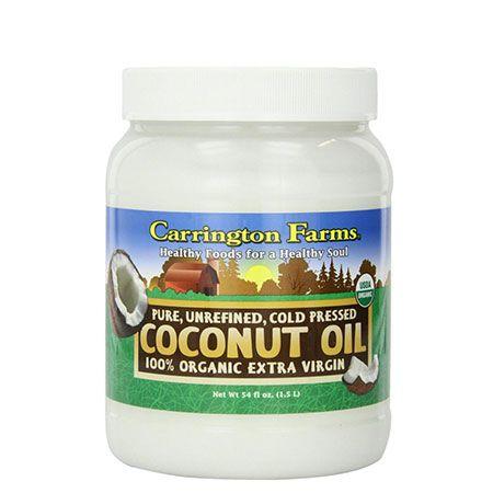 Huile de coco, Carrington farms - Infos et avis