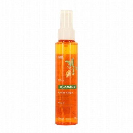 Cheveux Secs Huile De Mangue Sans Rinçage Nutrition Et Protection UV, Klorane - Infos et avis