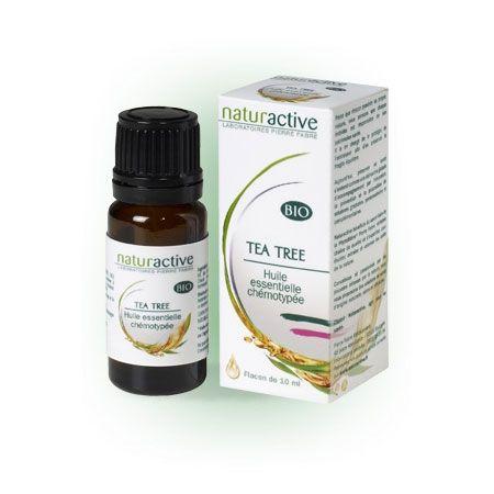 Huile essentielle bio Tea tree, Naturactive - Infos et avis