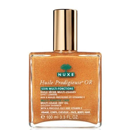 Huile Prodigieuse Or - Huile Sèche multi-usages, Nuxe : Team Vanity aime !