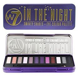 In the Night Palette, W7 Cosmetics - Infos et avis