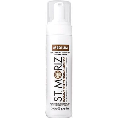 Instant Self Tanning Mousse, St. Moriz : Team Vanity aime !