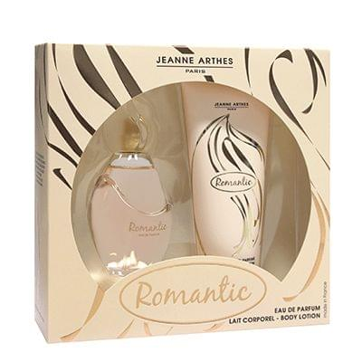 Coffret Romantic, Jeanne Arthes : Team Vanity aime !