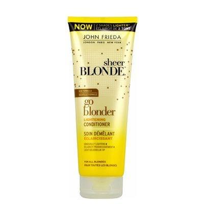Soin Démêlant Eclaicissant Go Blonder - Sheer Blonde, John Frieda - Infos et avis