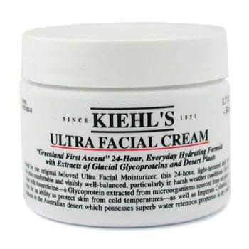 Ultra Facial Cream, Kiehl's : Team Vanity aime !