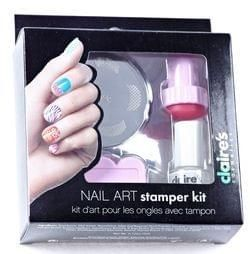 Kit Stamping, Claire's : Team Vanity aime !