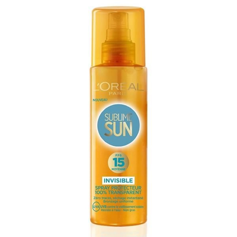 Sublime Sun Spray Bronzage Idéal, L'Oréal Paris : Team Vanity aime !