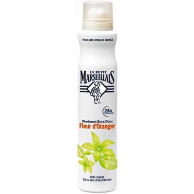 Déodorant soin Extra Doux Fleur d'Oranger, Le Petit Marseillais - Infos et avis