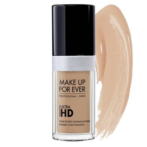 Fond de Teint Ultra HD, Make Up For Ever : Team Vanity aime !